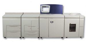 Xerox Nuvera at Qprint