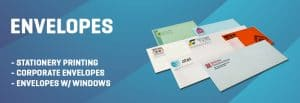 Envelope Mailing and Printing