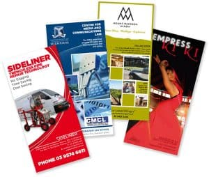 Leaflet Printing Brisbane