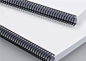 Binding Method-Spiral
