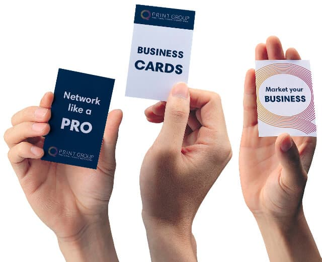 How to get the most out of your business cards