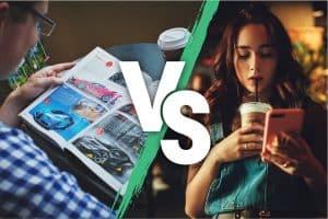 print vs digital