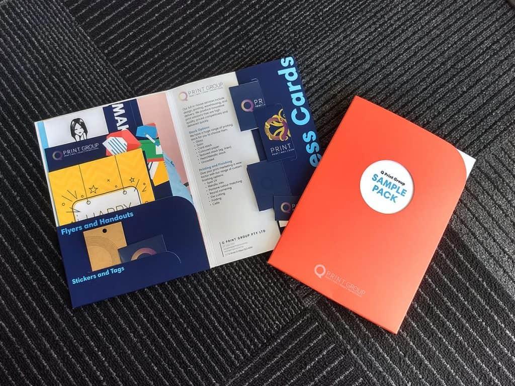 Print Sample Kit