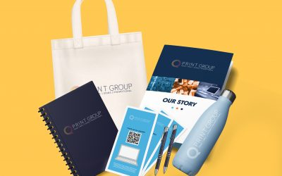 Print Products you need for your Brand Launch
