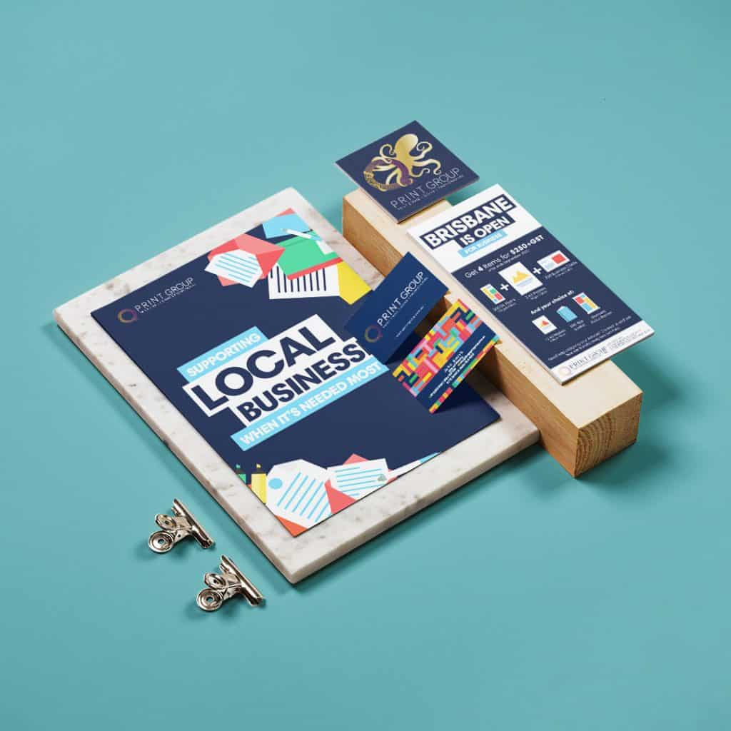 exhibition print marketing