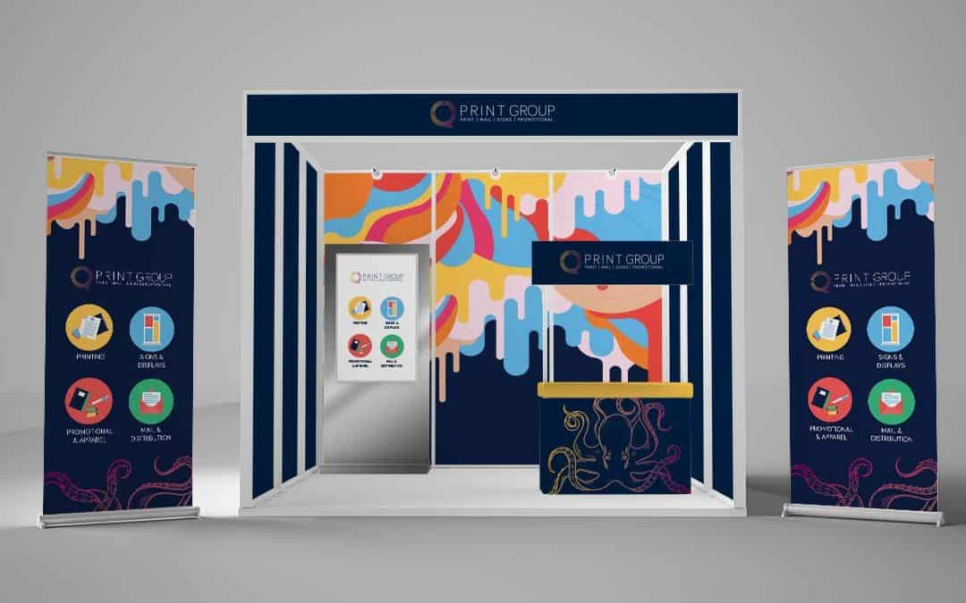 What printing you need for your next exhibition or convention